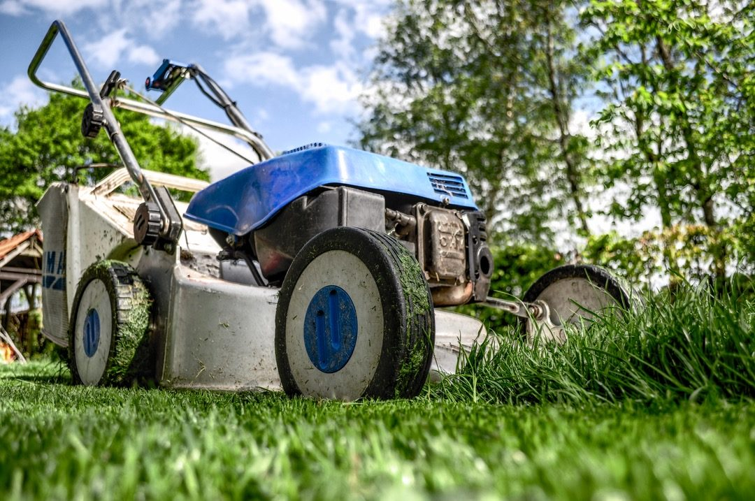 I Don't Own a Lawn Mower! (And how that impacts how you do business)